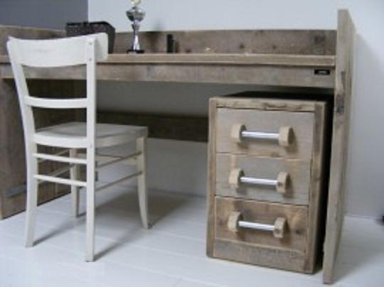 Steigerhouten meubelen bureaus de steigerhout fabriek for Ladenblok maken
