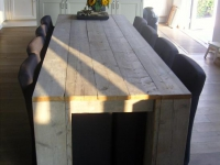 Tafel Blokpoot